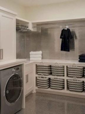 Inspiring small laundry room design ideas in spring 2019 16