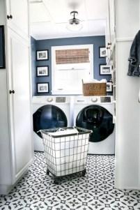 Inspiring small laundry room design ideas in spring 2019 23