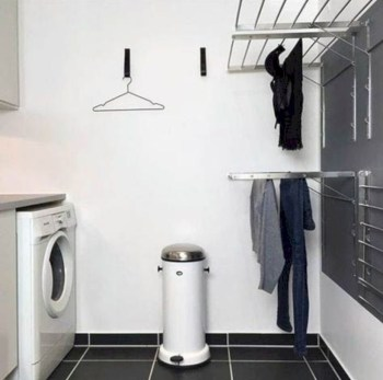 Laundry design ideas with drying room that you must try 27