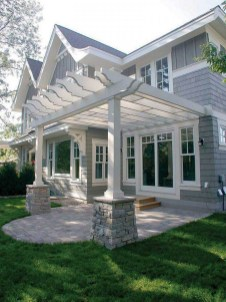 Best front yard design ideas for summer in your home 05