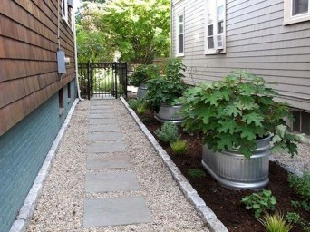 Best front yard design ideas for summer in your home 12