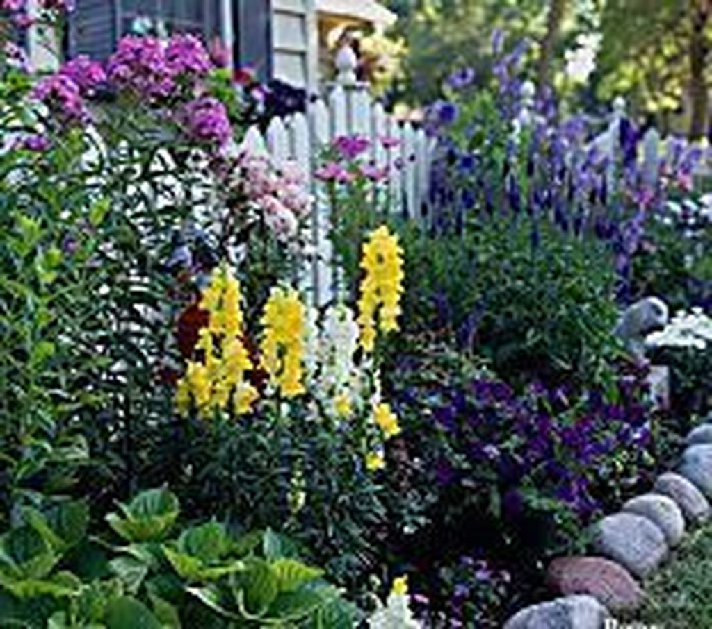 Best front yard design ideas for summer in your home 18