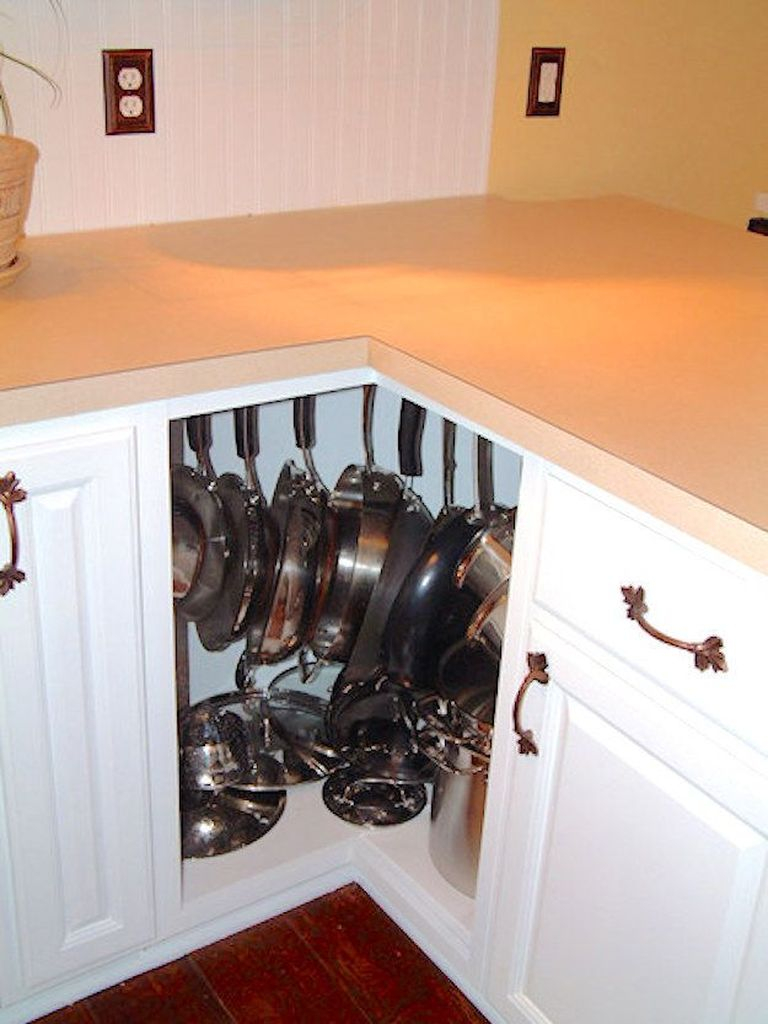 How to organize kitchen in your apartment that inspiring 10