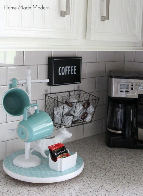 How to organize kitchen in your apartment that inspiring 11