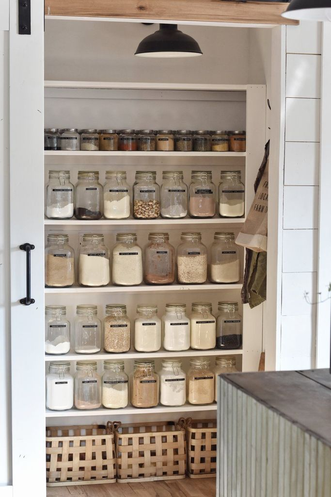 How to organize kitchen in your apartment that inspiring 13