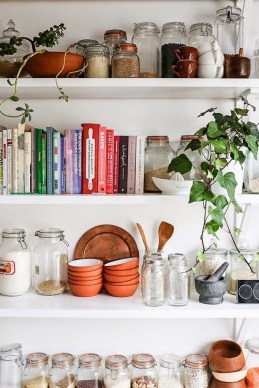 How to organize kitchen in your apartment that inspiring 17