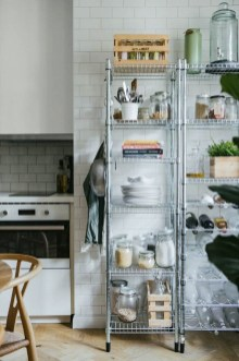 How to organize kitchen in your apartment that inspiring 22