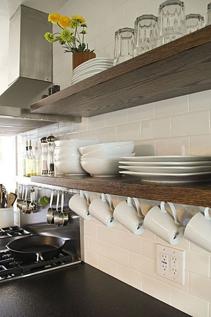 How to organize kitchen in your apartment that inspiring 25