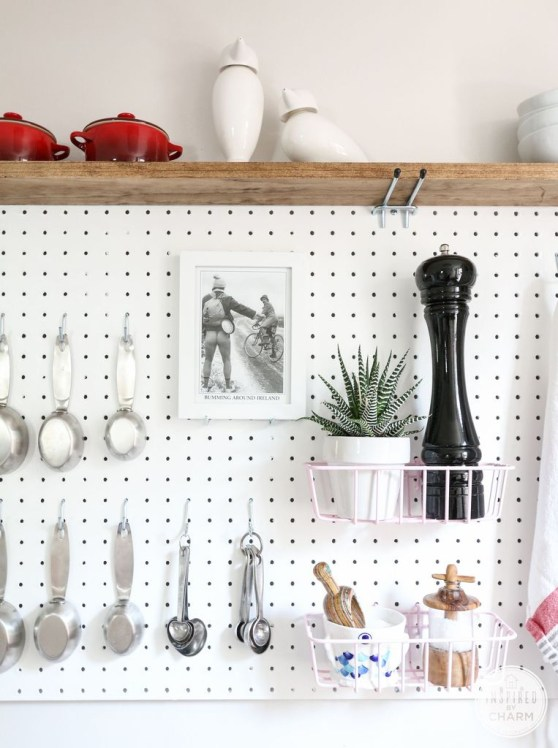 How to organize kitchen in your apartment that inspiring 33