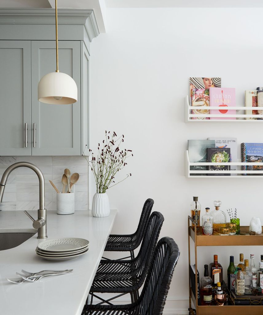 How to organize kitchen in your apartment that inspiring 34