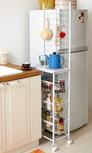 How to organize kitchen in your apartment that inspiring 46