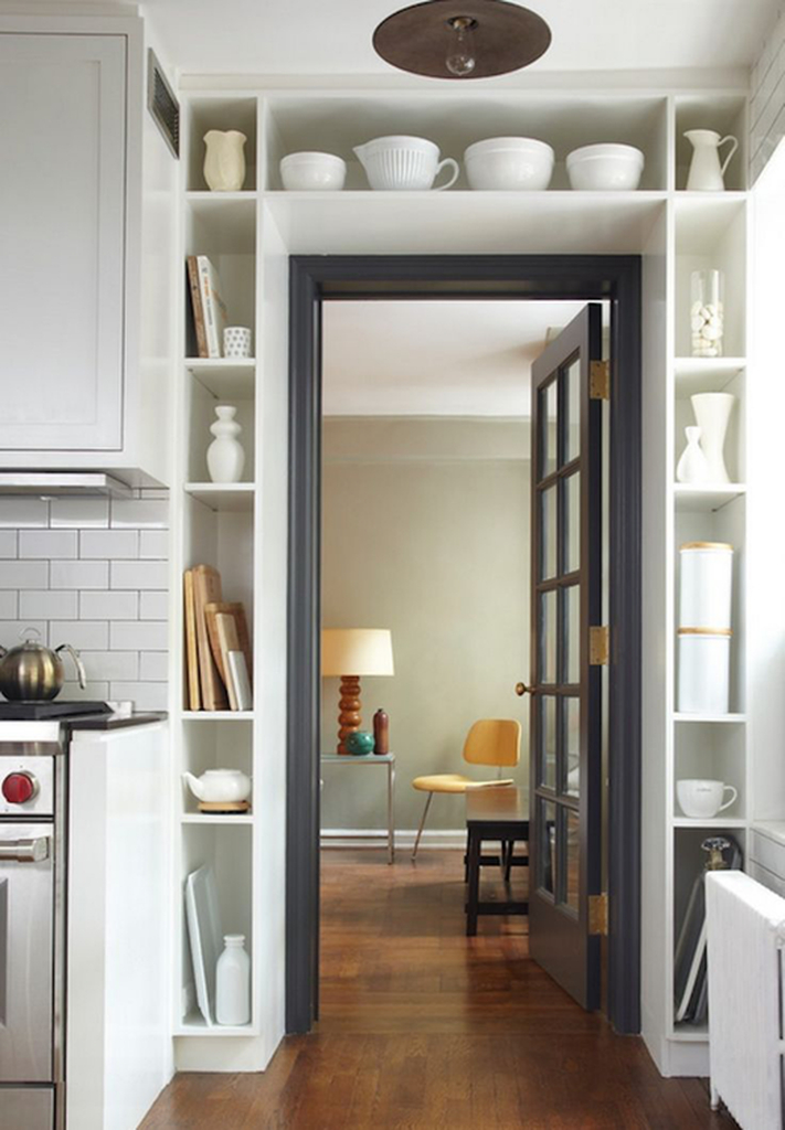 How to organize kitchen in your apartment that inspiring 51