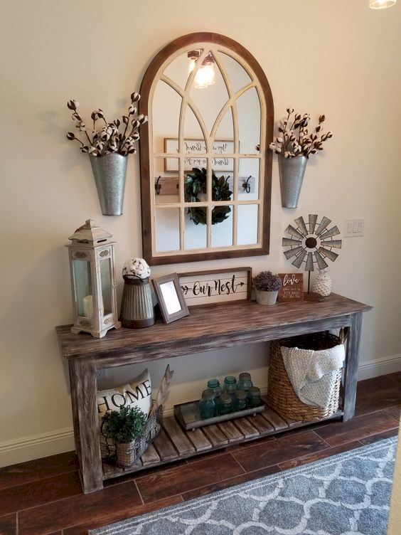 Stunning rustic décor ideas that you can copy right now 27