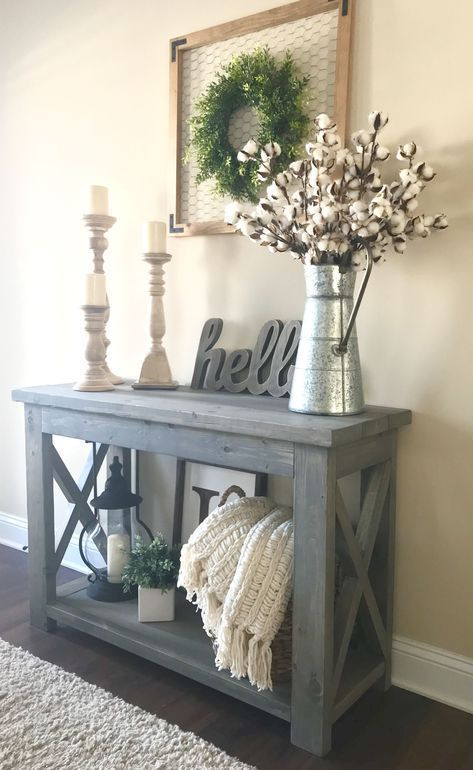 Stunning rustic décor ideas that you can copy right now 28