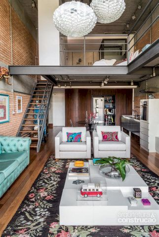 Modern indoor decor ideas that very inspire current 46