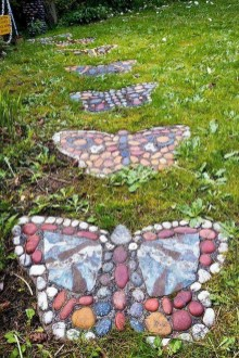 Adorable diy mosaic craft ideas to beautify your home decoration 06
