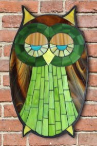 Adorable diy mosaic craft ideas to beautify your home decoration 09