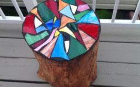 Adorable diy mosaic craft ideas to beautify your home decoration 39