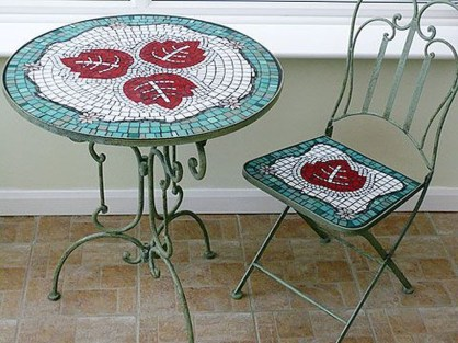 Adorable diy mosaic craft ideas to beautify your home decoration 51