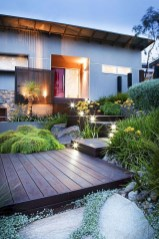 Adorable front yard lighting ideas for your summer night vibe 03