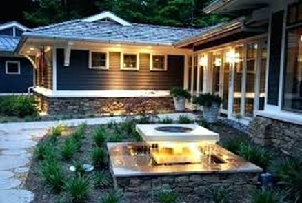Adorable front yard lighting ideas for your summer night vibe 21