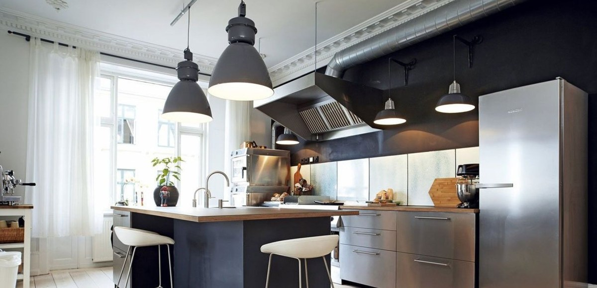 Contemporary kitchen lighting with pendant lights to perfect your kitchen