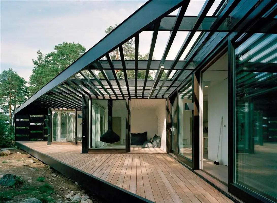 Fascinating summer exterior designs 10