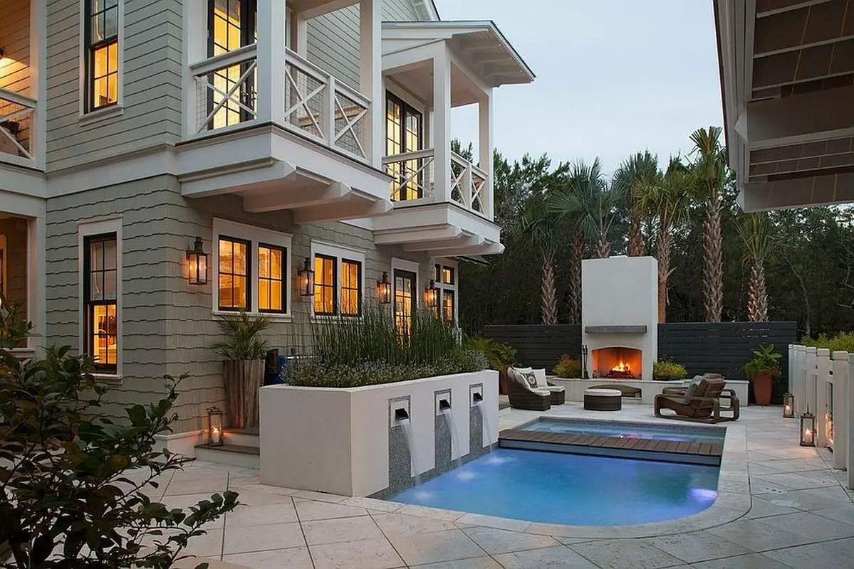Fascinating summer exterior designs 18