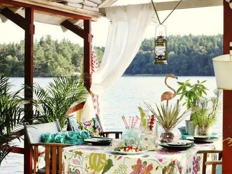 Fascinating summer exterior designs 47