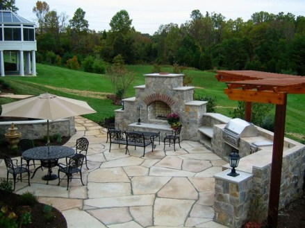 Simple patio design ideas to really enjoy your outdoor relaxing moment 13