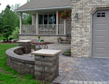 Simple patio design ideas to really enjoy your outdoor relaxing moment 18