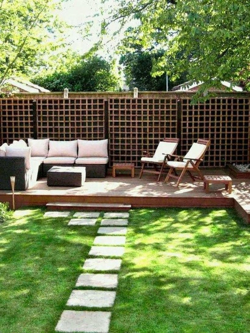 Simple patio design ideas to really enjoy your outdoor relaxing moment 30