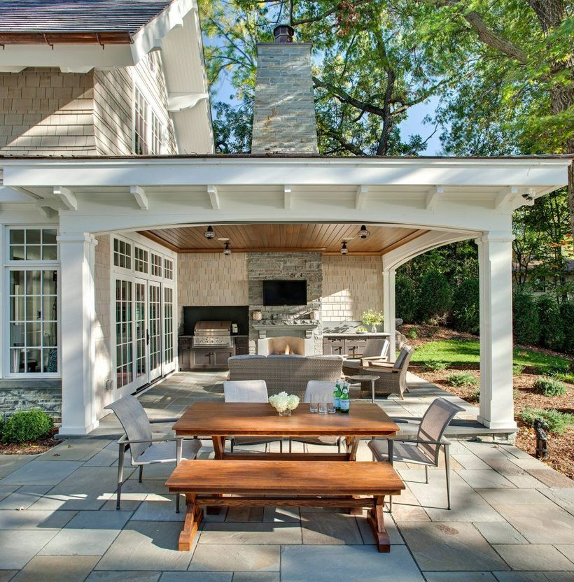 Simple patio design ideas to really enjoy your outdoor relaxing moment 46
