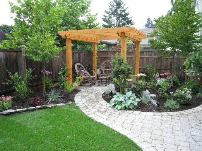 Simple patio design ideas to really enjoy your outdoor relaxing moment 49
