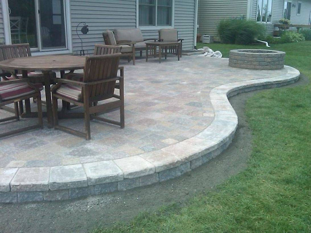 Simple patio design ideas to really enjoy your outdoor relaxing moment 50