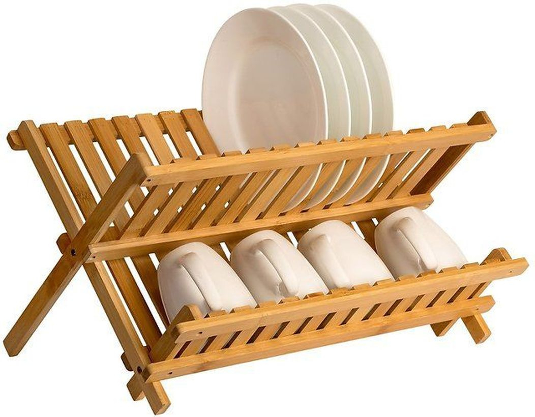Wooden rack ideas to be applied into any home styles for a warmer room impression 20
