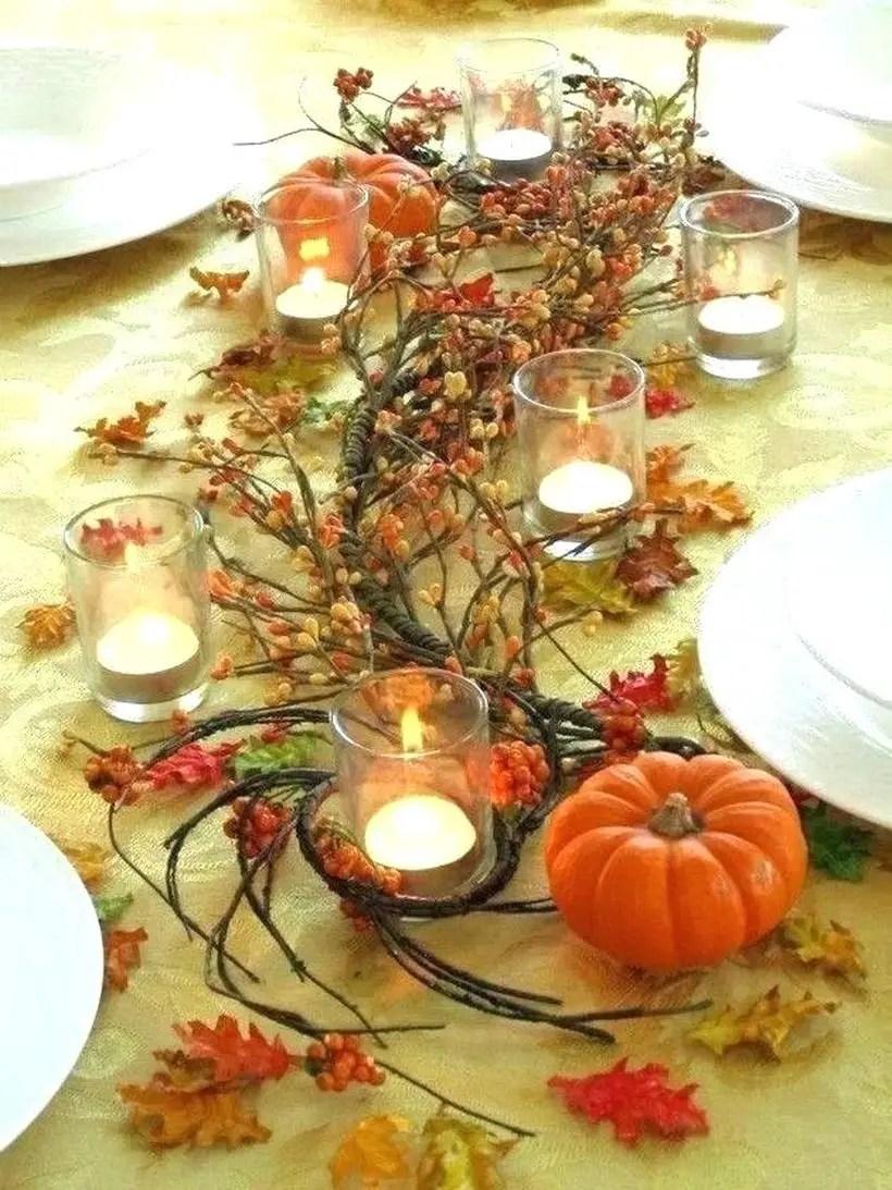 An amazing fall decoration ideas
