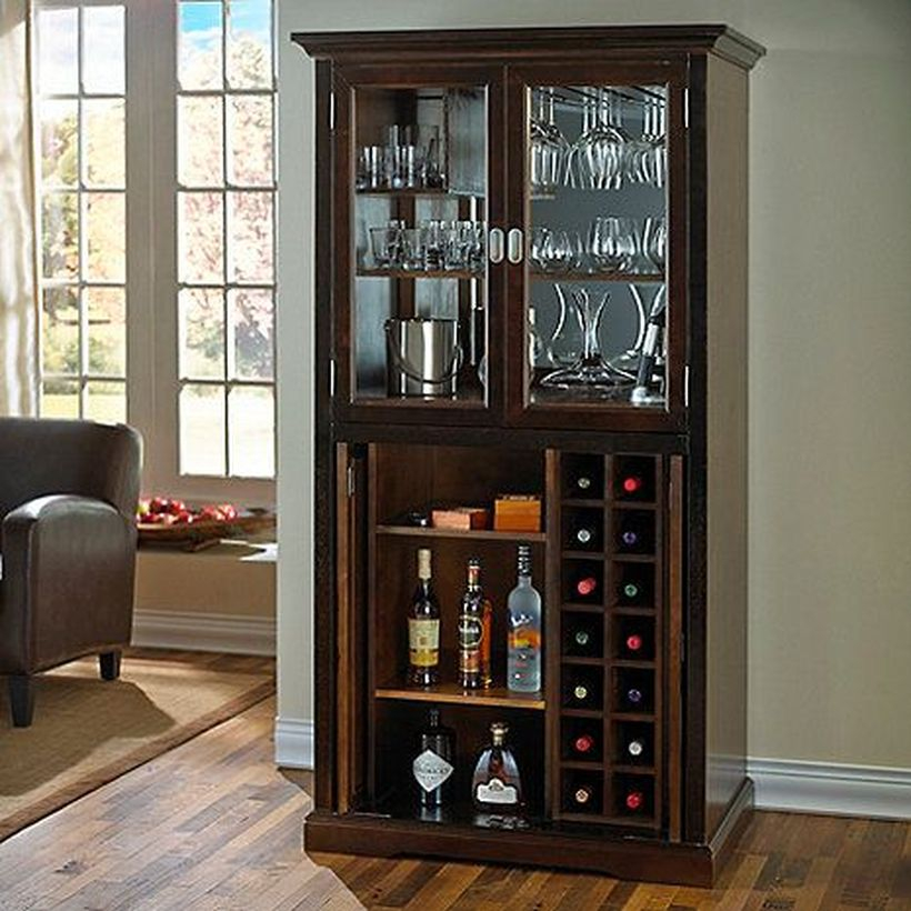 Spirits armoire bar