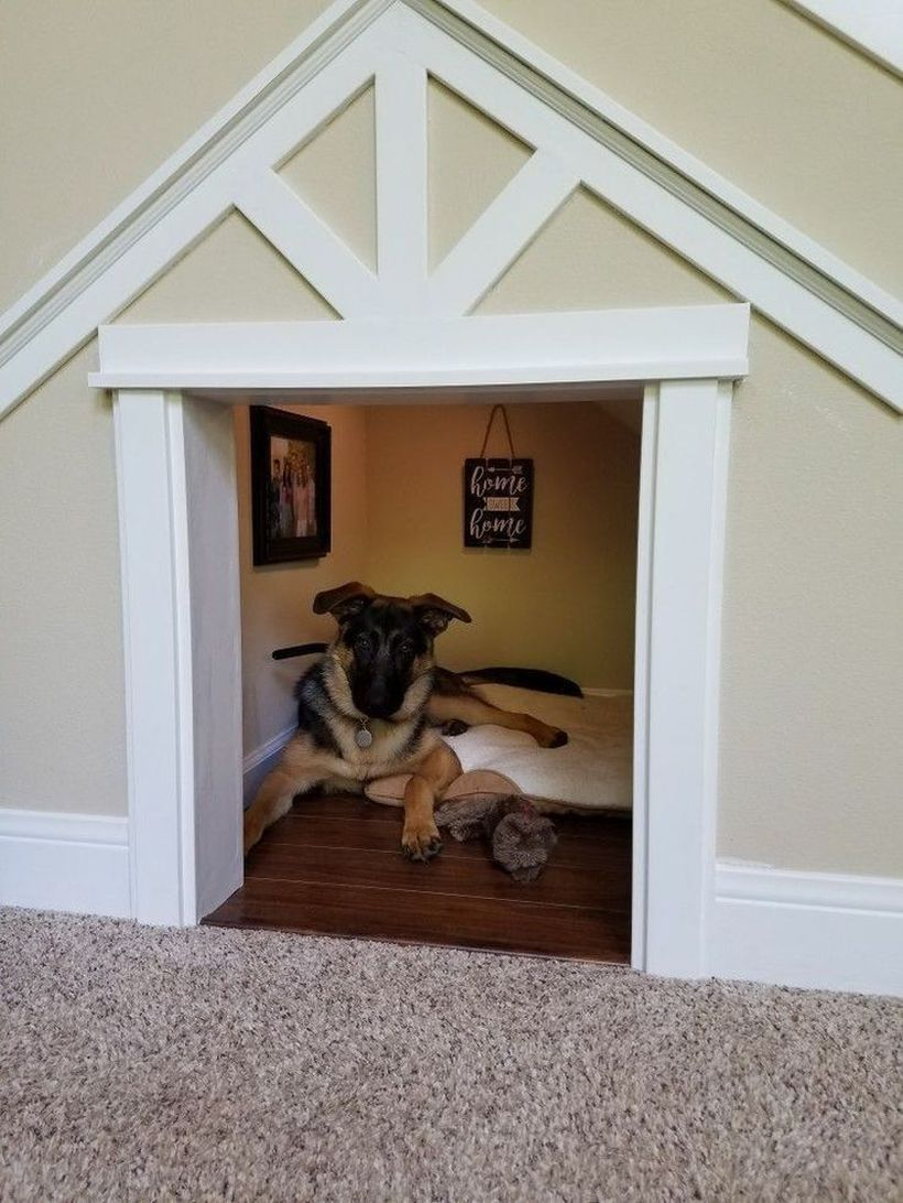 Cozy dog house