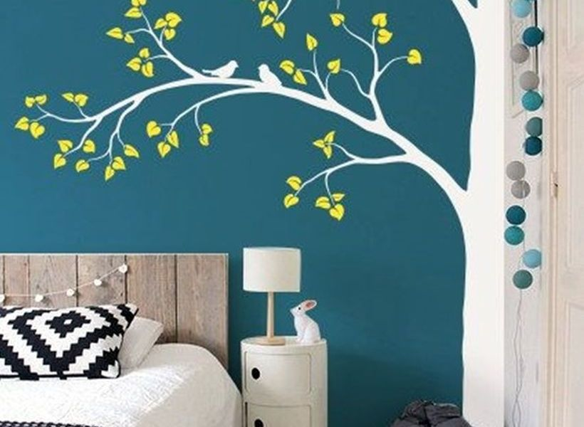 20 Artistic Wall Painting Ideas for Your Home Interior Design ...