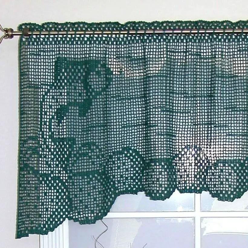 Patterns fish curtain