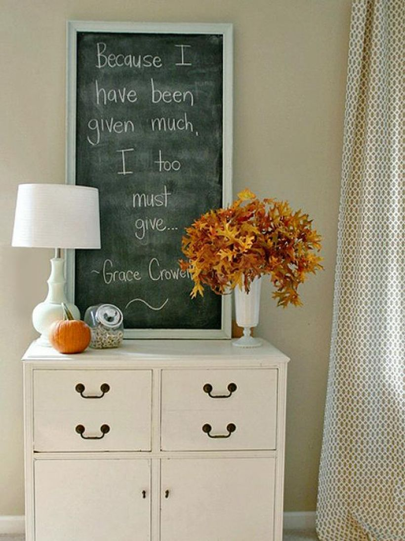 10 Most Loved DIY Fall Decoration Ideas