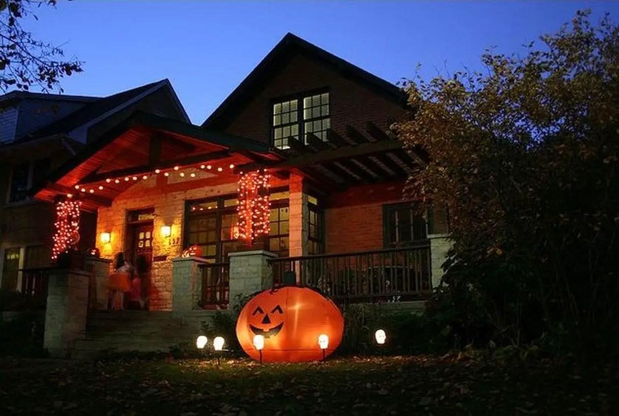 Best pumpkin lantern halloween decoration