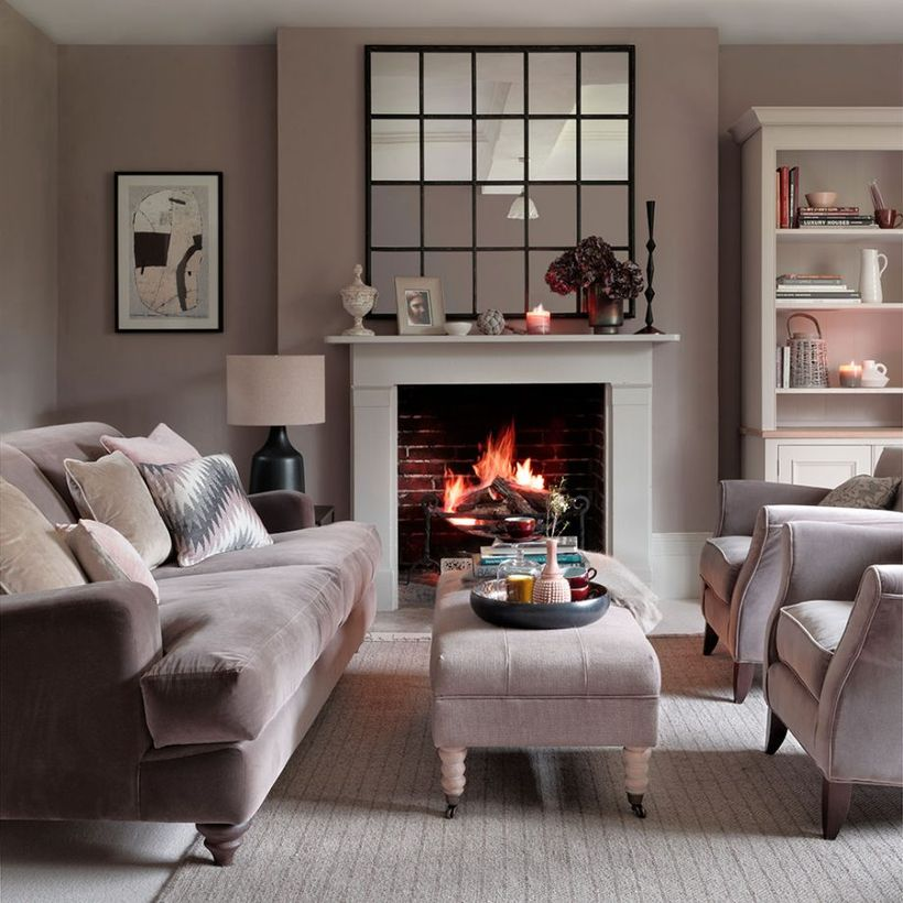 24 Ways to Create Your Modern Living Room Decoration