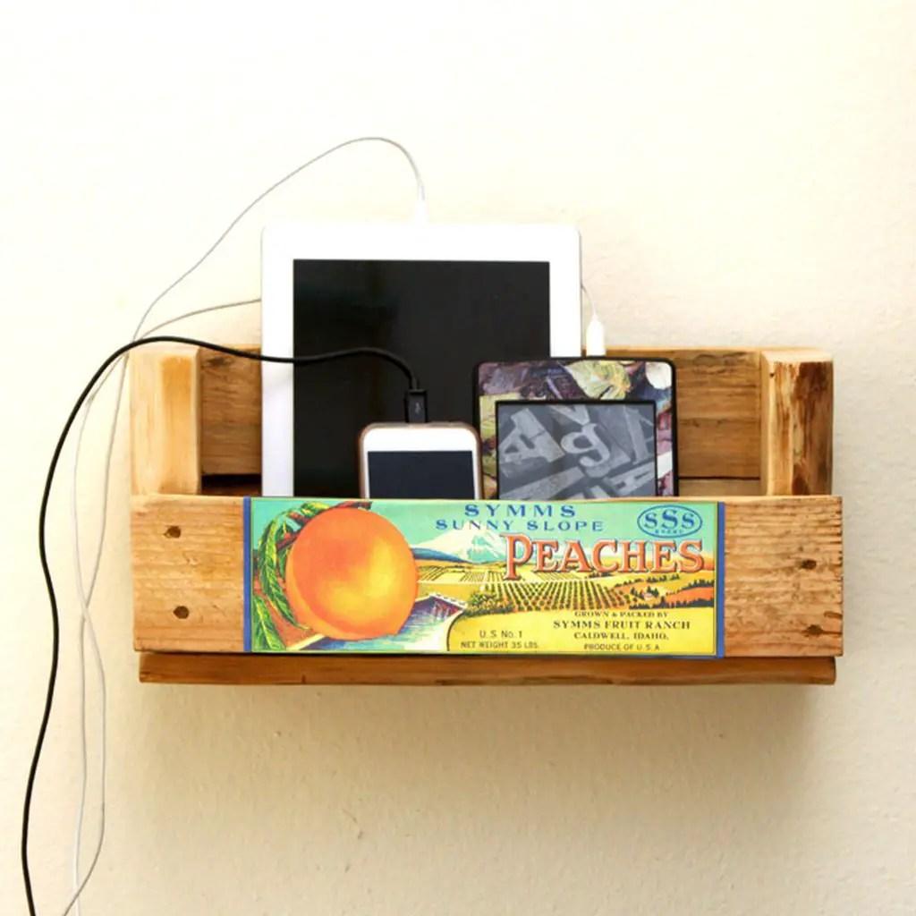 Pallet-charging