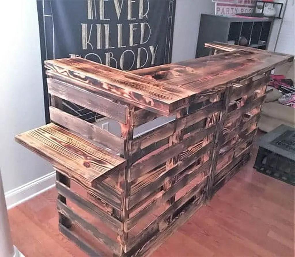 Wooden-pallet-bars