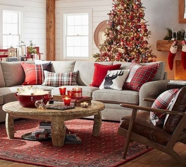 Cozy-bohemian-decorating-ideas-for-christmas-27