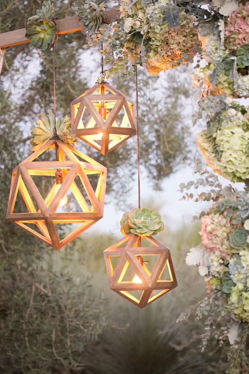 Hanging-light-shaped-lanterns