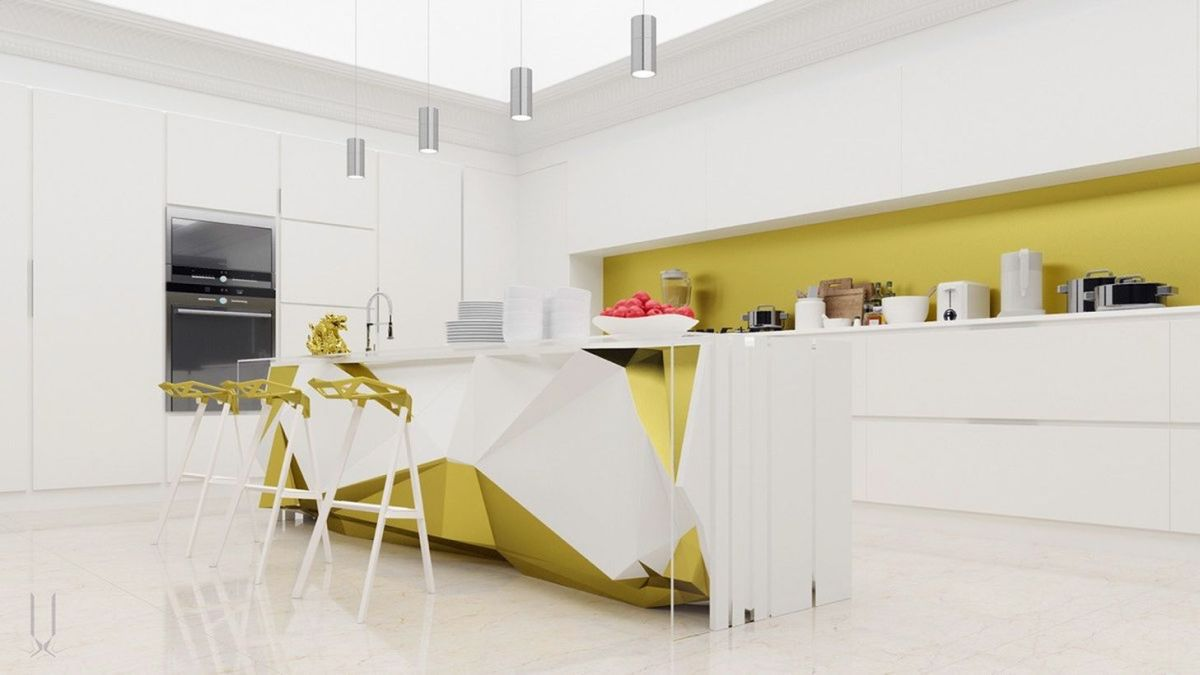 Like-bread-and-butter-white-and-yellow-accent-kitchens-work-in-tasty-harmony.