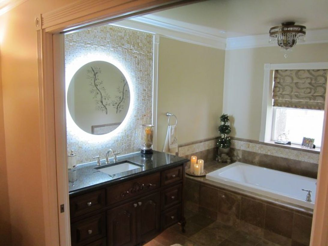 Lighted-vanity-mirror-throughout-the-most-incredible-as-well-as-interesting-appealing-round-bathroom-mirrors-pertaining-to-your-own-home-768x576